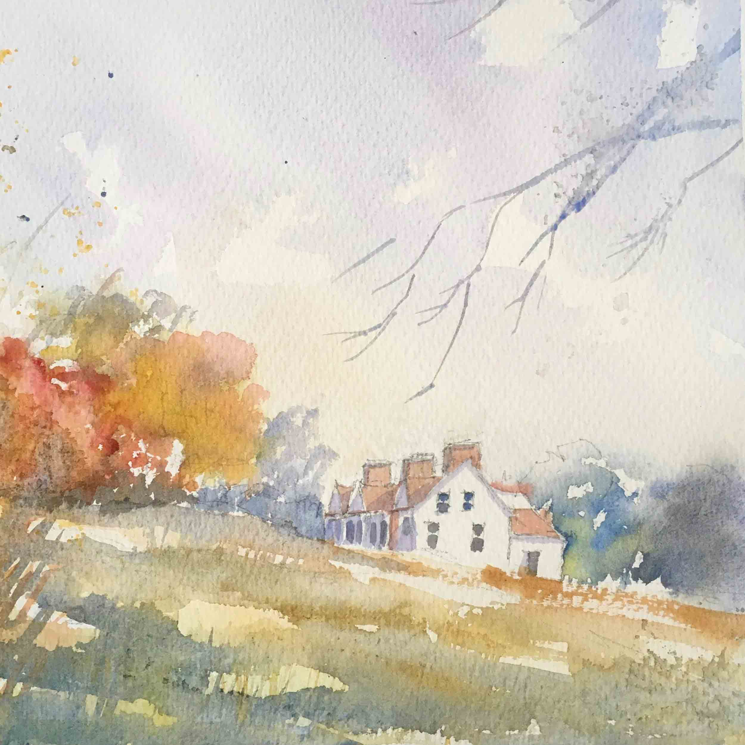 Autumn colour by Penny Newman
