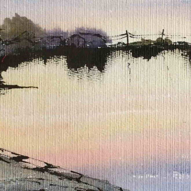 Eveningtide by Penny Newman