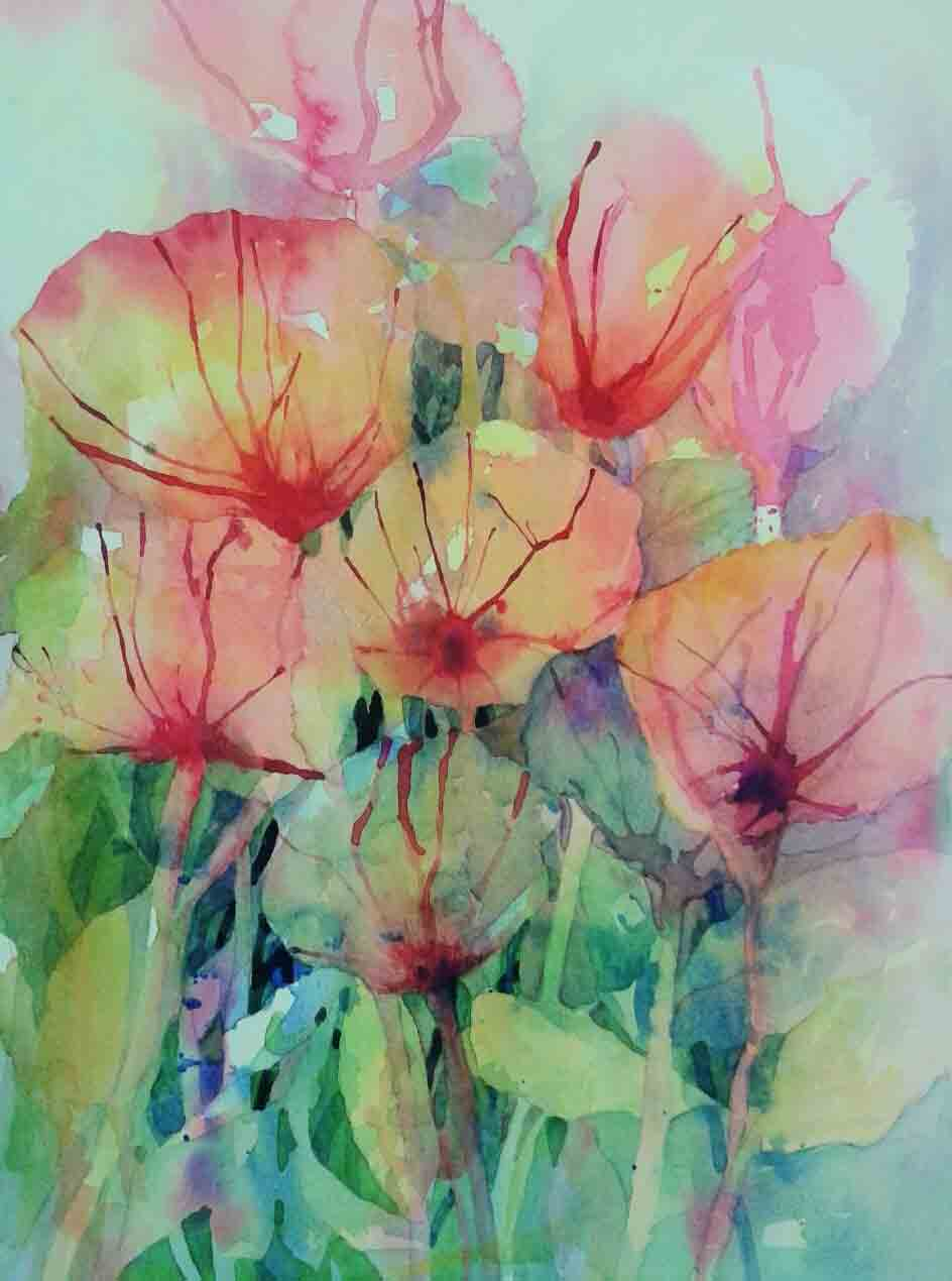 Poppies by Penny Newman