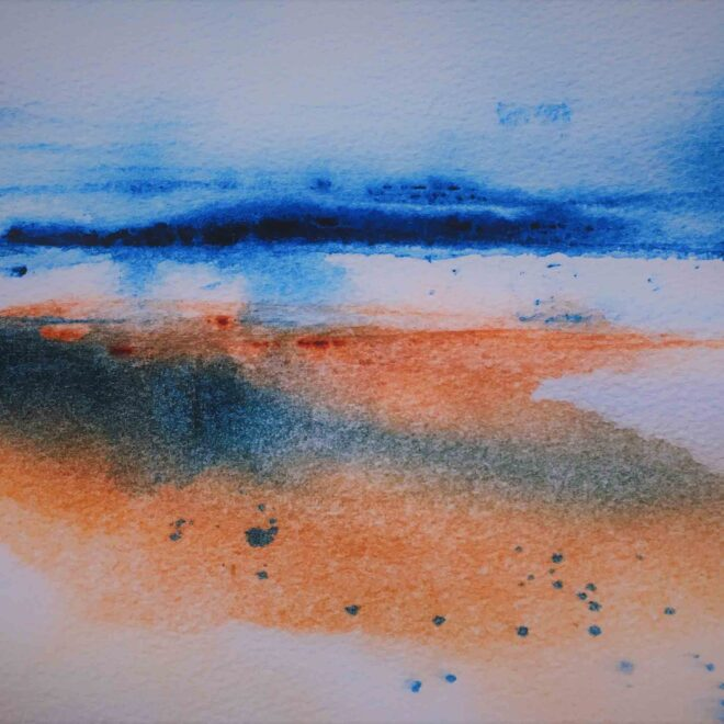 Seascape I by Penny Newman