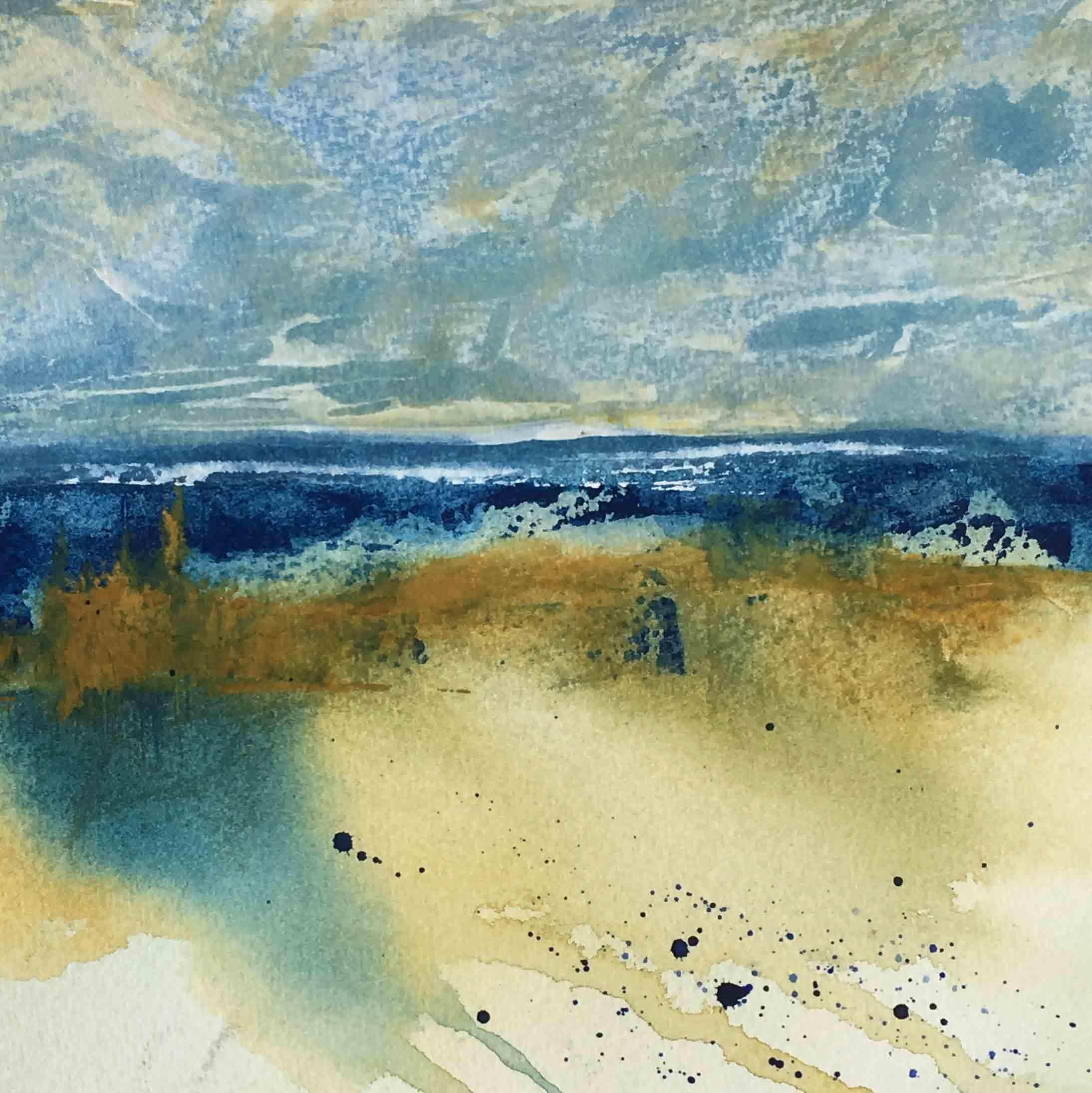 Seascape 2 by Penny Newman