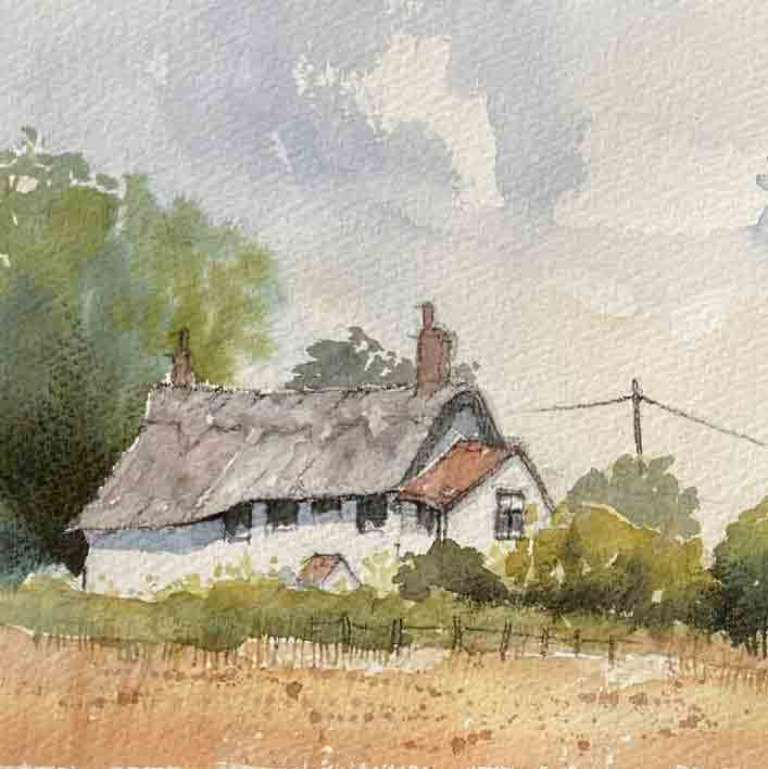 Walking from Diss by Penny Newman